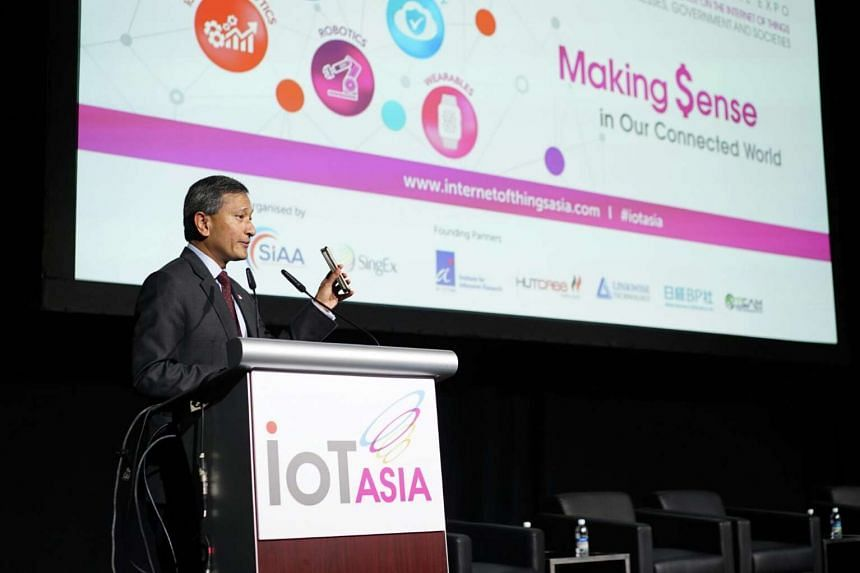 Minister-in-charge of the Smart Nation Initiative Vivian Balakrishnan said that one of the priorities of the Government is for the public sector to use data and digital tools effectively.