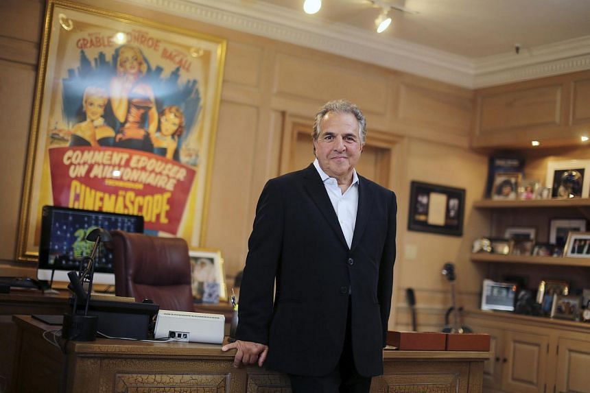 Mr James N. Gianopulos will take over as chairman of Paramount on April 3.