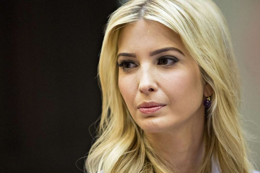 Ivanka Trump (above) has been an increasingly influential adviser to her father,  the US President.