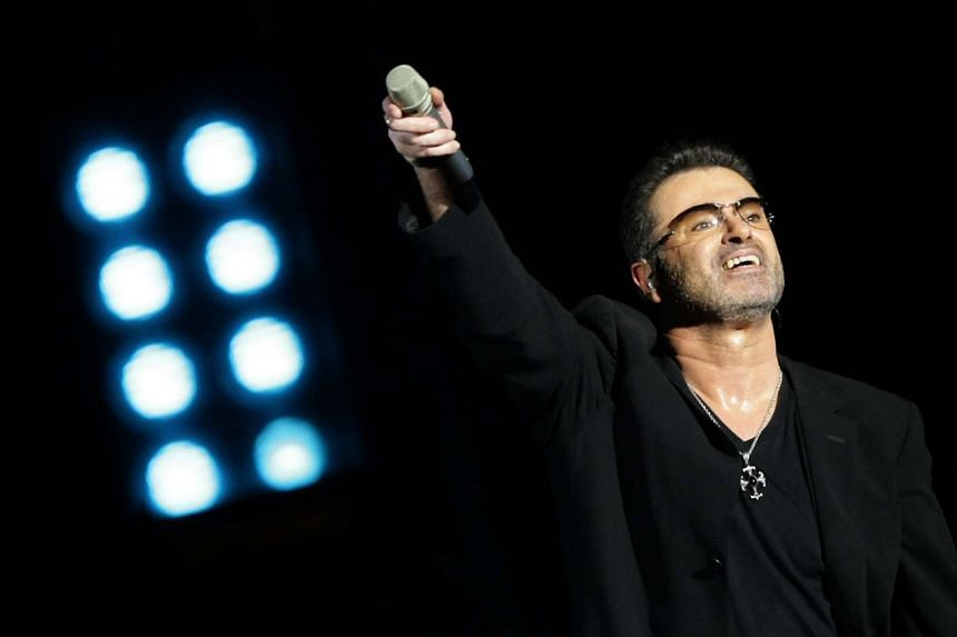 George Michael (above, in 2008) was found dead at his home on Christmas Day.