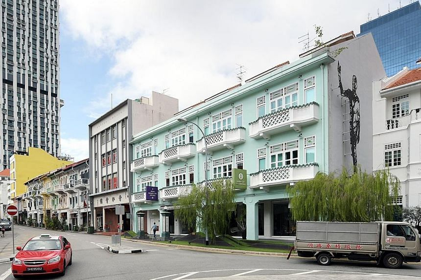The trendy New Majestic Hotel in Bukit Pasoh Road will be turned into a private members' club.