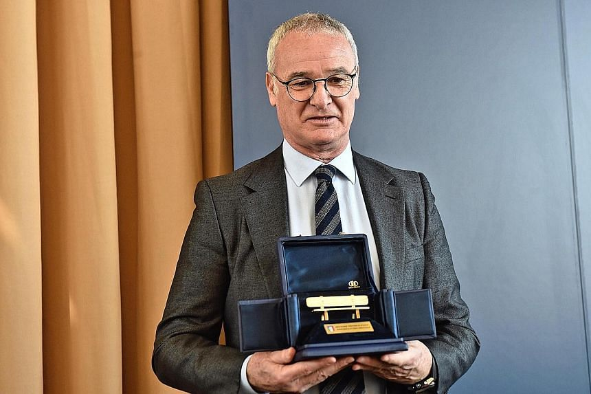 """Claudio Ranieri opened up about his sacking again, saying: """"I had gone through a lot in my long career, but I'd never experienced anything like that."""""""