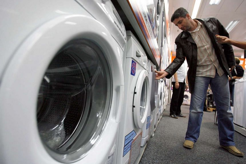 A new four-tick rating for washing machines will be introduced from Saturday (April 1).