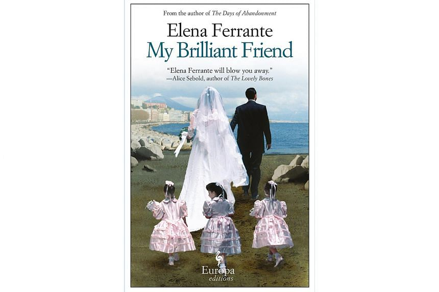 Italian novelist Elena Ferrante's best-selling novel My Brilliant Friend is headed to television as an eight-part series on US cable channel HBO and Italy's RAI television.