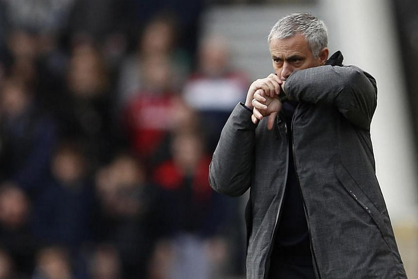 Jose Mourinho is in his first season at Old Trafford and is rebuilding the club.