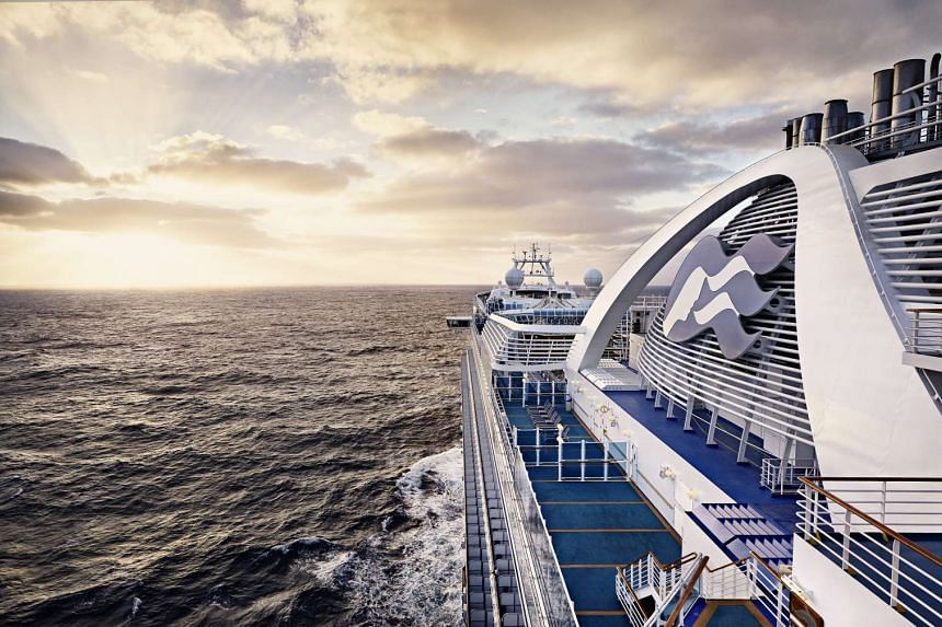 Princess Cruises' great service and itineraries to far-flung shores keep guests coming back.