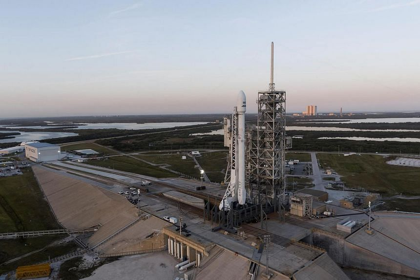 SpaceX blasted off a recycled rocket using a booster that had previously flown cargo to the astronauts living at the International Space Station.
