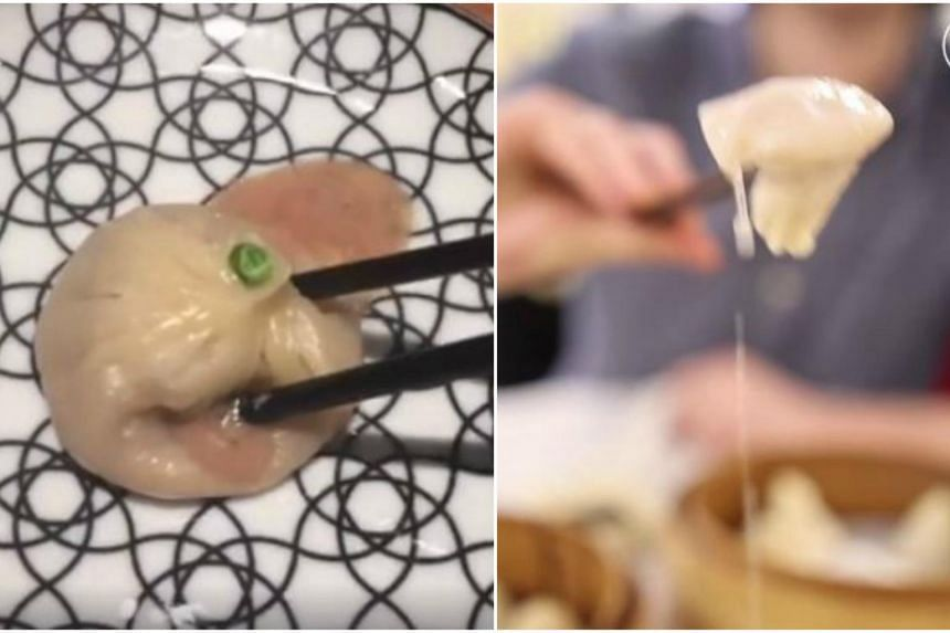 Time Out London produced a video of 'exploding' soup dumplings that irked lovers of Asian food, who said they were wasting the best part of the xiao long bao - the broth.