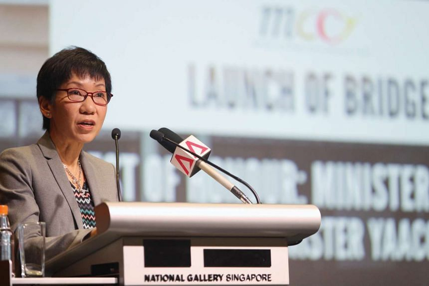 Minister for Culture, Community and Youth Grace Fu announced that the ministry would inject more than $3 million into the Harmony Fund over the next three years, providing funding for activities under Bridge.