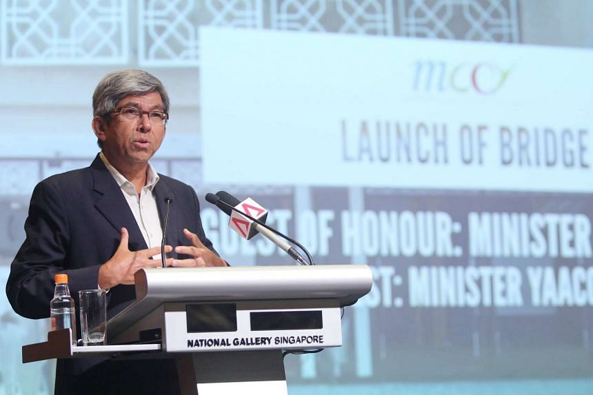 Minister-in-charge of Muslim Affairs Yaacob Ibrahim said asatizah are central figures in the socio-religious fabric of the Malay-Muslim community.