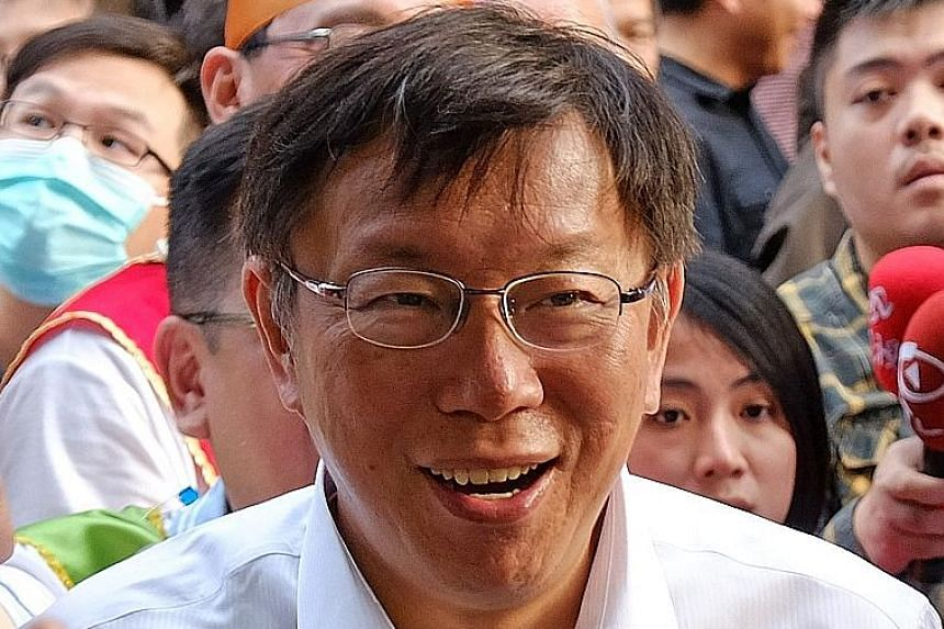 Mr Ko said his remark was meant to point out that Taipei has more to offer tourists.