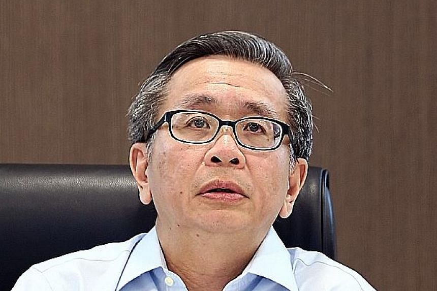 Mr Koh also heads the Cyber Security Agency, formed in April 2015 under the Prime Minister's Office.