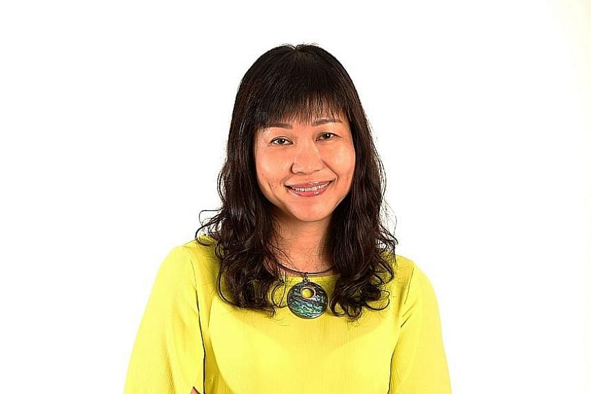 Invest editor Lorna Tan (above)