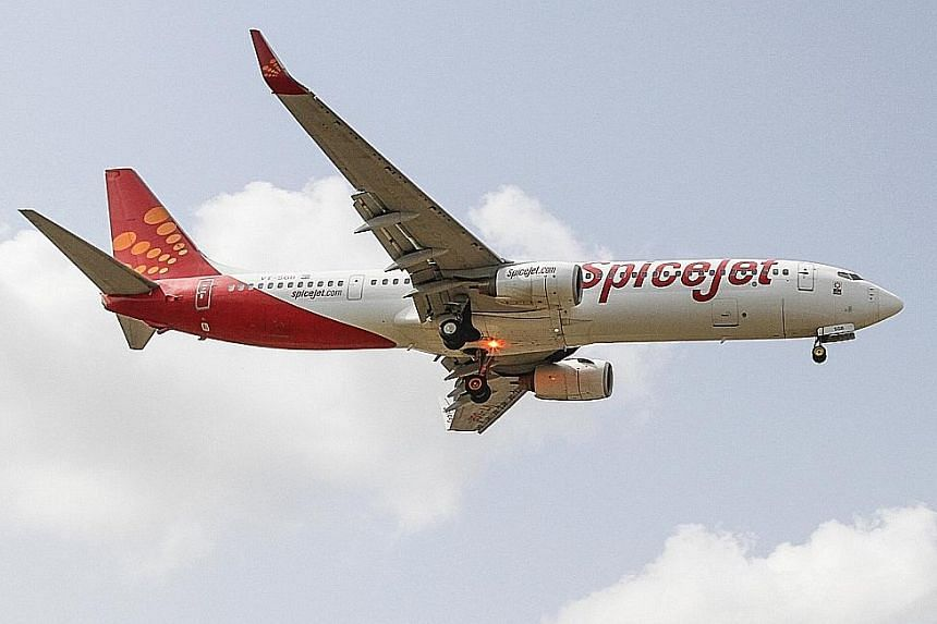SpiceJet is one of the five Indian airlines that won the flying rights. The others are Alliance Air, Turbo Megha, Air Odisha and Air Deccan.