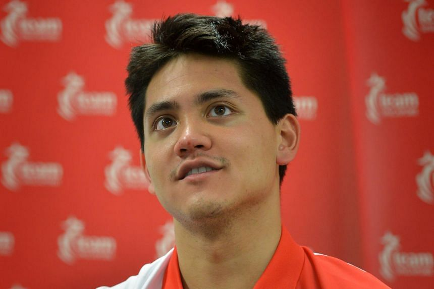 Joseph Schooling is a die-hard Blues fan, and this will be his first time watching a live match at Chelsea's home ground.