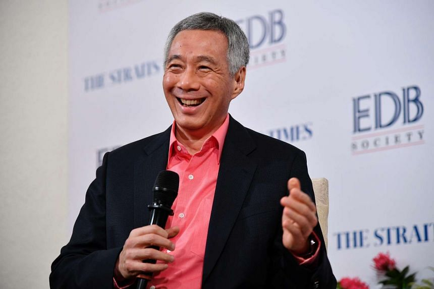 Prime Minister Lee Hsien Loong said upholding the rule of law has not just allowed Singapore to grow from a Third World country to a First World one, but also underpins its international standing.