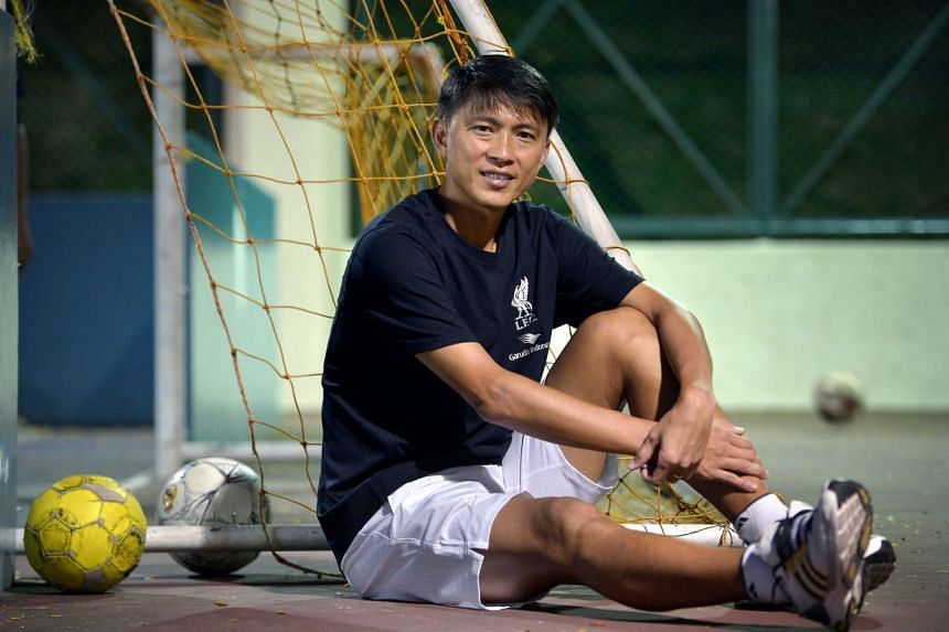 Lim Tong Hai believes he has the background to push for reforms in the area of youth development.
