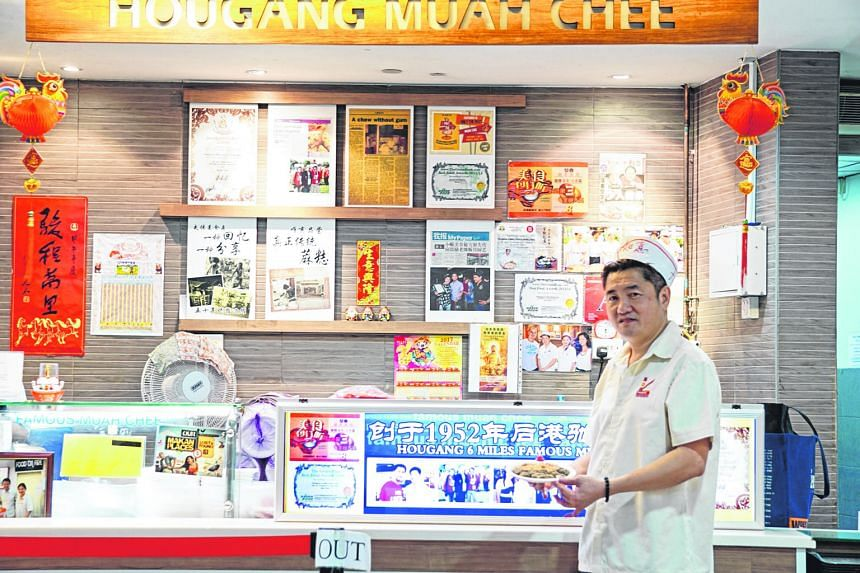 Mr Teo Yong Joo is able to run Hougang Muah Chee in the HDB Hub in Toa Payoh because Koufu, operator of the foodcourt, was persuaded to charge him a special rent. The writer says muah chee will not survive if people decide that its economic viability