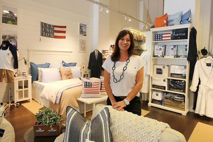 Lexington Store owner Mette Irene Aaboe is hopeful that the new lifestyle quarter Como Dempsey and opening of a fashion store will give the area a boost. Poor retail sales at Dempsey have forced some businesses to slash their prices. Shang Antiques,