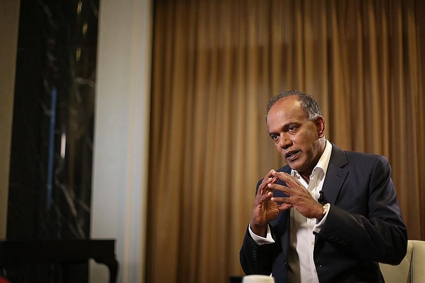 Mr Shanmugam is optimistic that the Malay-Muslim community can overcome the challenges it faces.