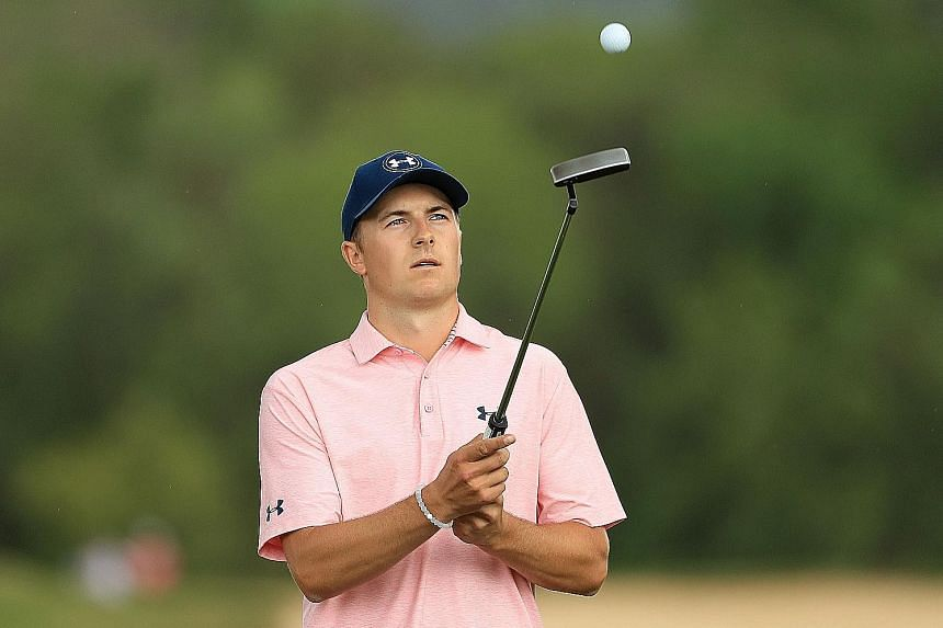Jordan Spieth, who missed the cut at the Houston Open in his final start before the Masters, wants to put all questions about his collapse at Augusta last year to bed.