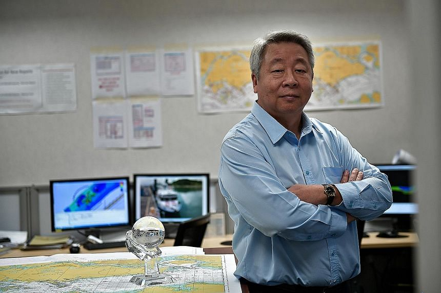 Dr Oei is the second Asian to be conferred the prestigious Alexander Dalrymple Award by the United Kingdom Hydrographic Office - for his work in promoting and developing electronic navigational charts in Asia.