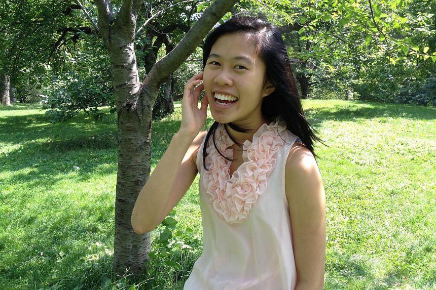 """Catherine Lai, who started her research at 15, transformed her bedroom in New York into a laboratory, filling """"every inch with computer servers and routers"""". She had picked up programming and bioinformatic protocols on her own, and actively used Stac"""