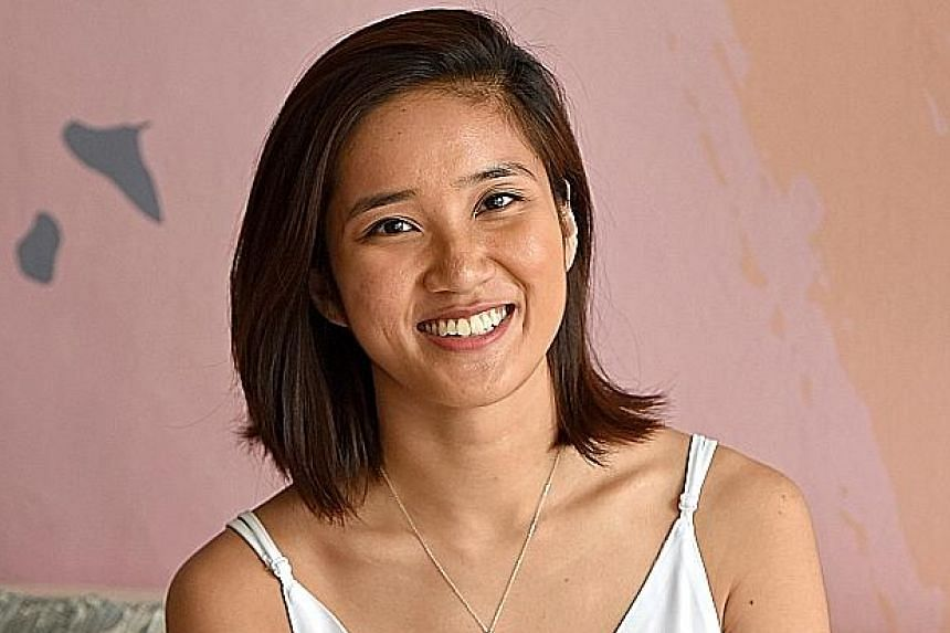 Ms Tan signed up for a masterclass on digital marketing strategy last year, and her duties now at a jewellery label include thinking up digital campaigns.