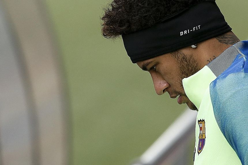 Neymar has indicated that playing in the English Premier League is among his targets. But other than his huge transfer fee and his astronomical wages, a major sticking point is the €200 million release clause.