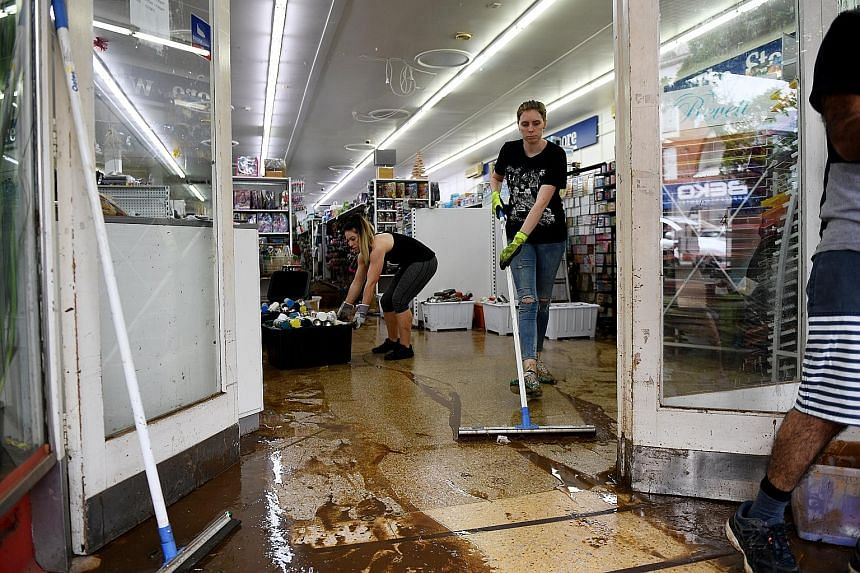 Devastation caused by the storm is expected to take months to repair and cost hundreds of millions of dollars in losses.