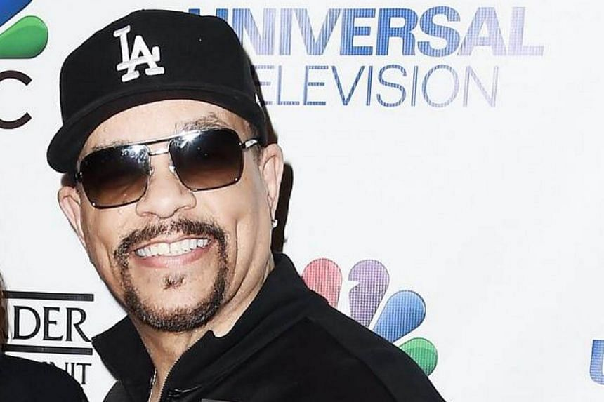 Ice-T played detective Fin Tutuola in Law & Order: Special Victims Unit.
