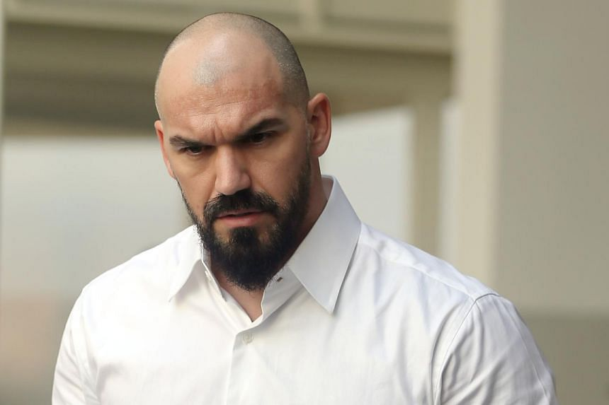 Mixed martial arts instructor Joshua Robinson was sentenced to four years' jail for consensual sex with two underage girls and showing an obscene clip to a six-year-old girl, among other offences.