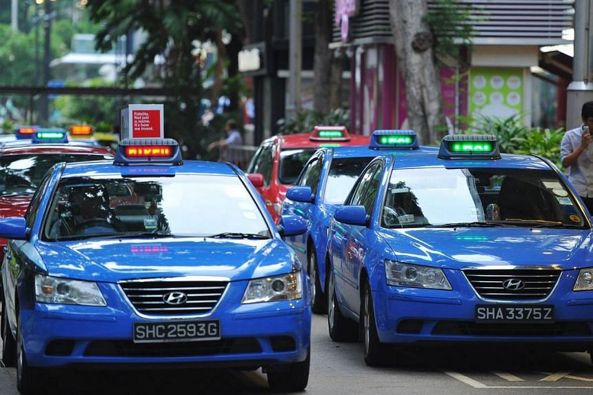 Singapore's largest taxi operator said it will offer the option from next Monday for taxi bookings made through its phone app.