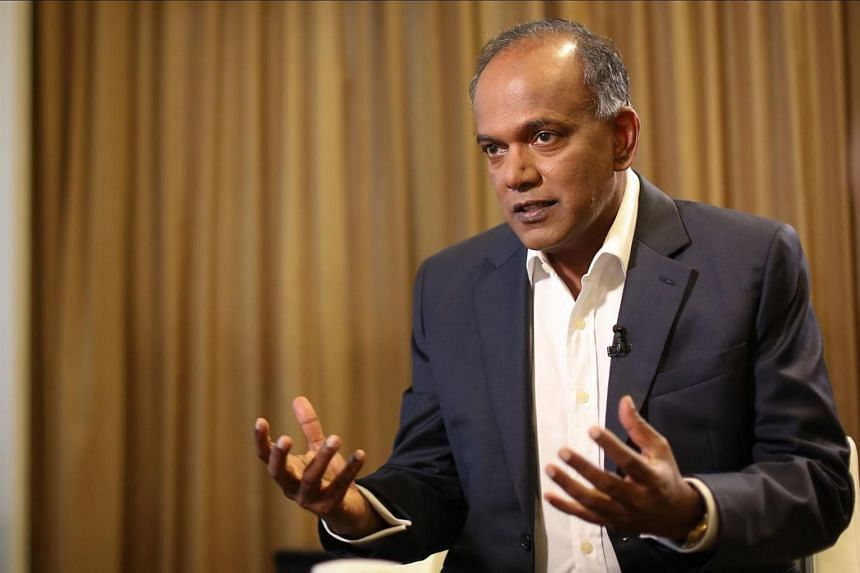 The Government is taking a serious look at how to tackle the worrying trend of fake news, Law and Home Affairs Minister K. Shanmugam told Parliament.