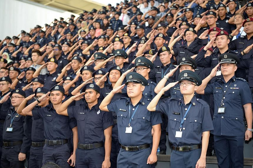 Minister for Home Affairs K. Shanmugam said that the police are not immune to making mistakes, saying public servants who commit crimes have faced the consequences.