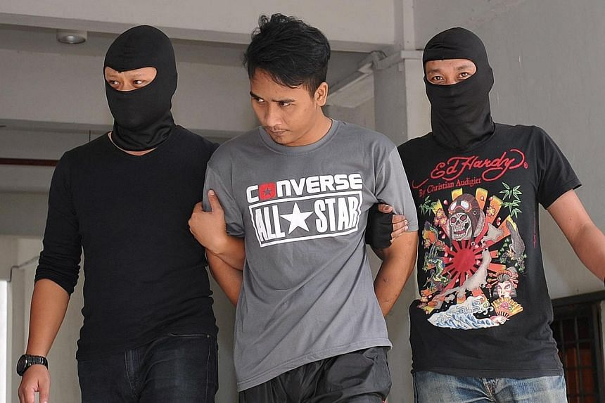 Mohd Shaifful Shahril Ramli's charges included providing support to ISIS as part of a chat group in the Telegram app. He had been added to the chat group by Malaysian terrorist Muhammad Wanndy Mohamed Jedi.