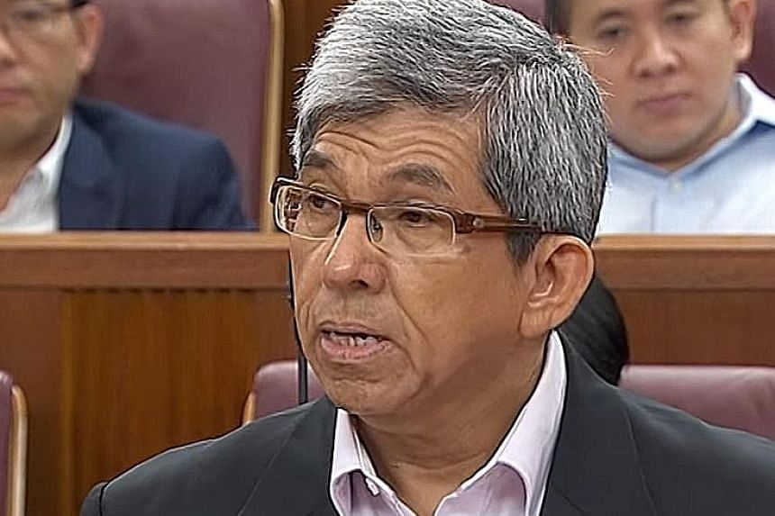 """Dr Yaacob Ibrahim urged the public to refer cases to the authorities when they arise and said """"it would be irresponsible and reckless to sensationalise such issues on social media""""."""