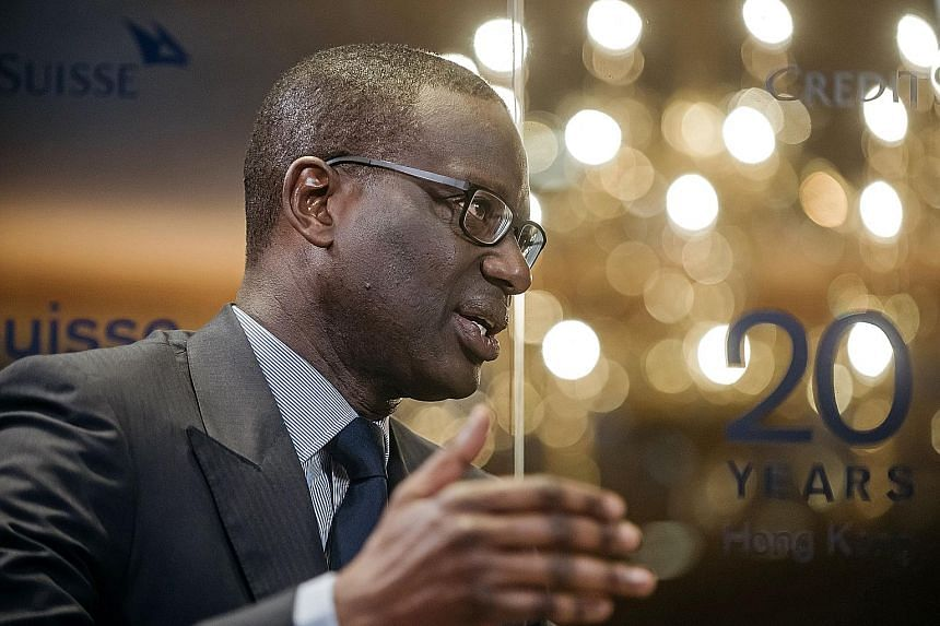 Credit Suisse CEO Tidjane Thiam may have to ask shareholders for a third capital increase in five years.