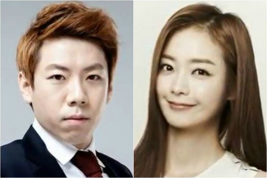 Comedian Yang Se Chan (left) and actress Jeon So Min join variety show Running Man.