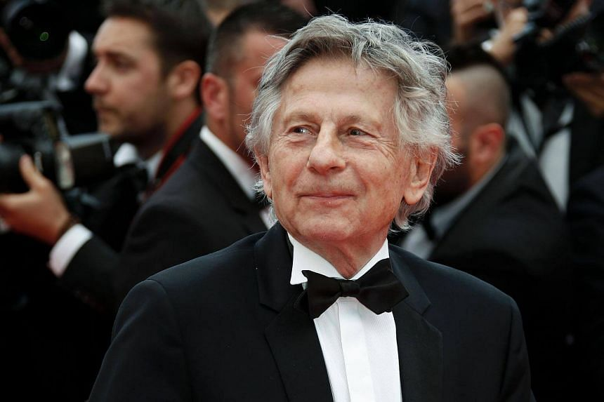 File photo of director Roman Polanski at the screening of the film Saint-Laurent at the 67th Cannes Film Festival in Cannes, southern France, on May 17, 2014.