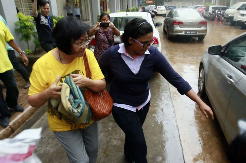 The Malaysian authorities had invoked Sosma to detain Ms Maria Chin Abdullah, chief of electoral reforms group Bersih, for 28 days without trial on Nov 19.