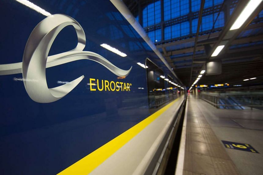 The 18-year-old was apprehended at St Pancras International station, from which Eurostar trains depart.