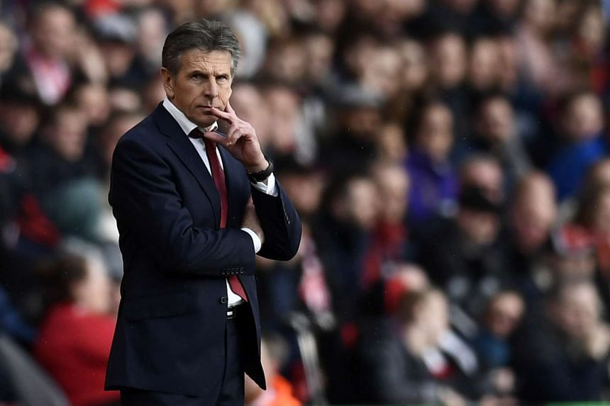 Southampton manager Claude Puel has urged his players to maintain their focus, starting with the April 5 match against Crystal Palace.