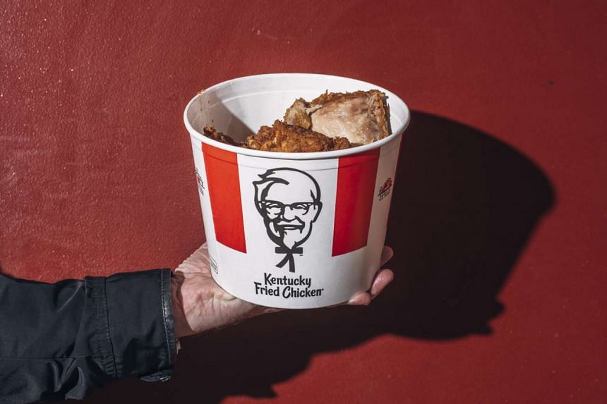 KFC customers can order online and have their food delivered by New Zealand Post drivers.