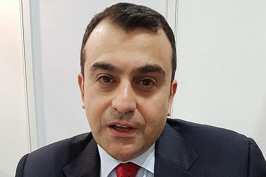 Mr Ali Soufan believes the West has not even begun to fight the ideological battle online.