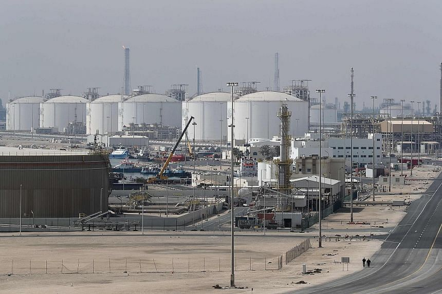 Ras Laffan Industrial City in Qatar, which produces liquefied natural gas. LNG sellers from Qatar to Malaysia that dominated gas sales to Asia for years are facing the prospect of risingAmerican exports