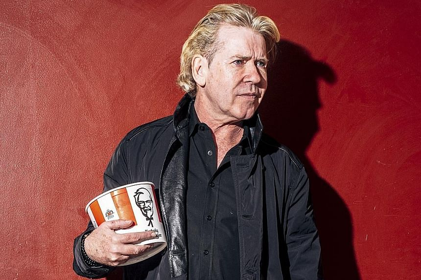 Award-winning producer Steve Lillywhite (above) is the chief executive of Jagonya Music & Sport Indonesia, a company in Jakarta that bundles recorded CDs with fast food at Kentucky Fried Chicken restaurants in Indonesia.