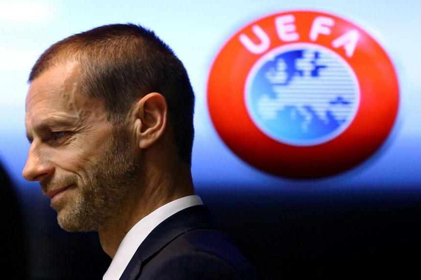 Uefa president Aleksander Ceferin has promised to re-design football in Europe over the next five years.