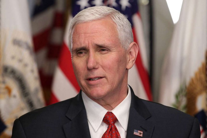 US Vice-President Mike Pence will visit Asia-Pacific from April 15-25.