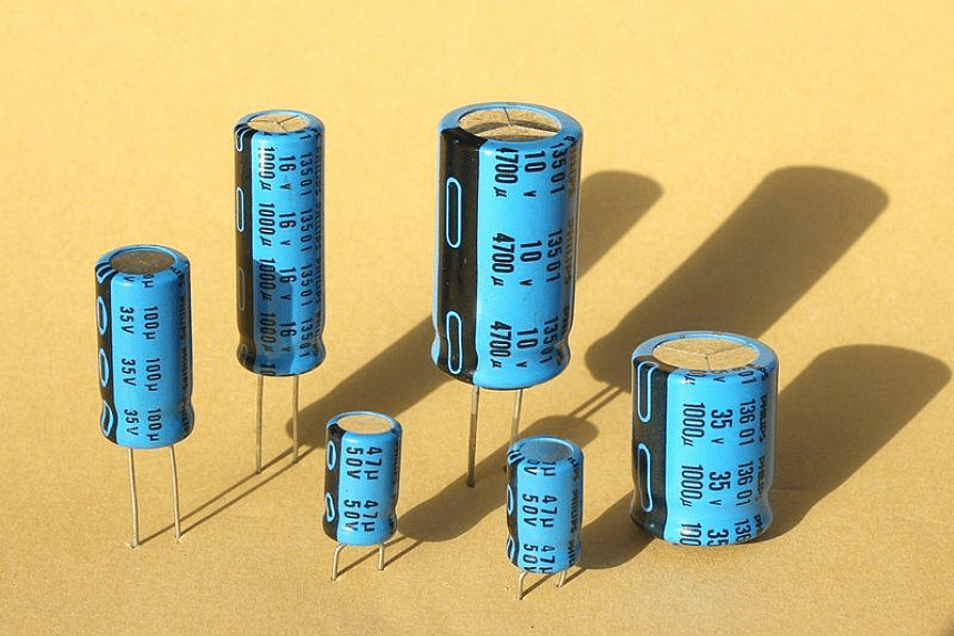 The five manufacturers are being investigated for price fixing of Aluminium Electrolytic Capacitors.